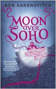 Moon Over Soho cover